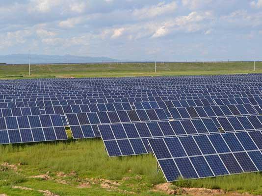 新疆木垒雷火电竞官网电站一期20MW项目